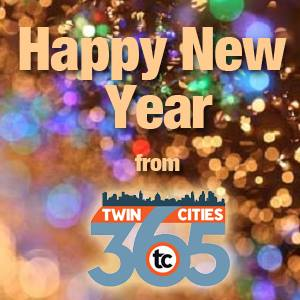 Happy New Year from 365 Twin Cities