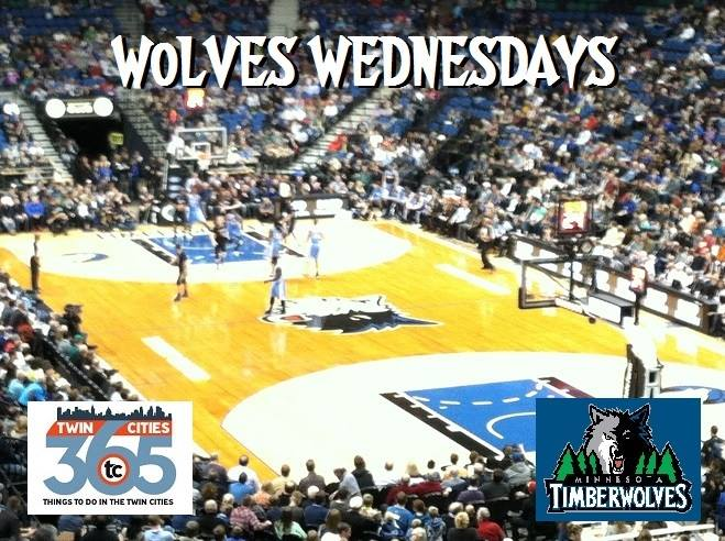 Minnesota Timberwolves Wolves Wednesday