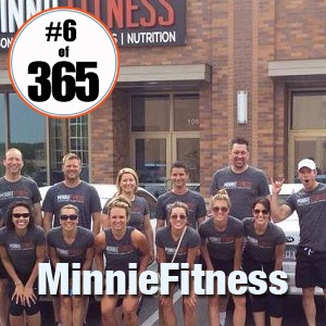 #6 of 365 Minniefitness - January 6, 2015
