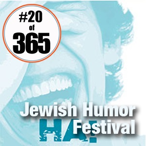 Day 20 of  365 Twin Cities Jewish Humor Festival #365TC
