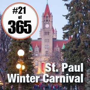 Day 21 of 365 St Paul Winter Carnival #365TC
