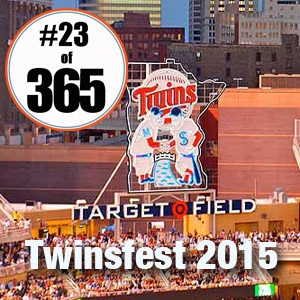 Day 23 of 365 Twinsfest 2015 #365TC