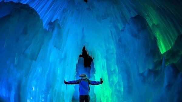 Day 9 of 365, Ice Castles - Eden Prairie - January 9th, 2015 #365TC
