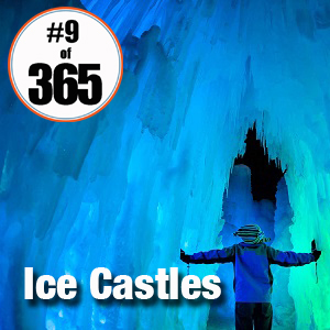 Ice Castle in Eden Prairie - 365 Things To Do in the Twin Cities
