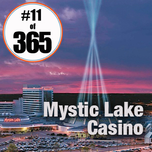 Day 11 of 365 Mystic Lake - January 11, 2015 #365TC
