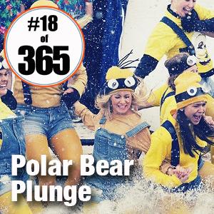 Day 18 of 365 Polar Bear Plunge #365TC