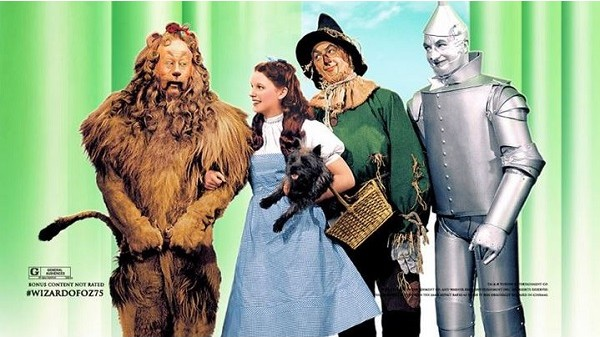 Day 7 of 365, See the Wizard of Oz at Fathom Event Theaters #365TC