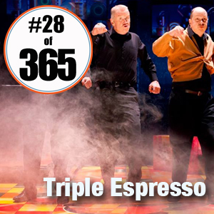 Day 28 of 365 Triple Espresso at the Music Box Theatre #365TC