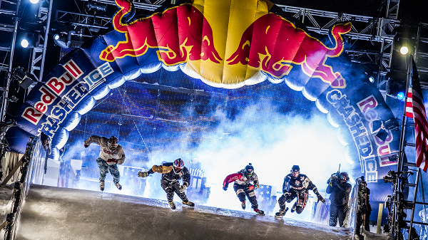Red Bull Crashed Ice returns to St. Paul for the season finale
