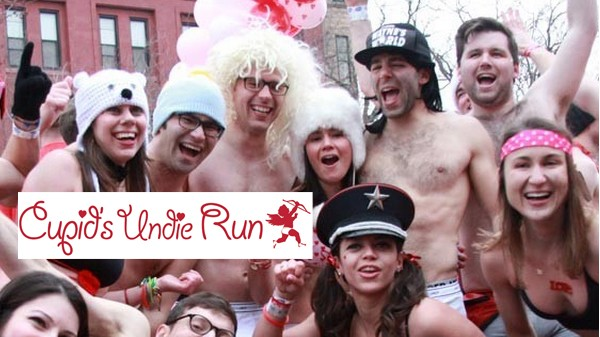 Day 42 of 365 Cupid Undie Run #365TC