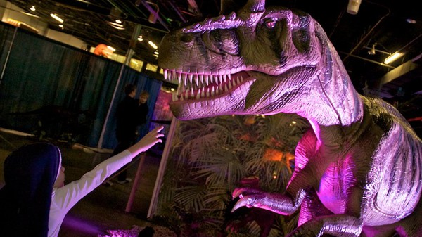 Day 58 of 365 Discover The Dinosaurs at the Minneapolis Convention Center #365TC