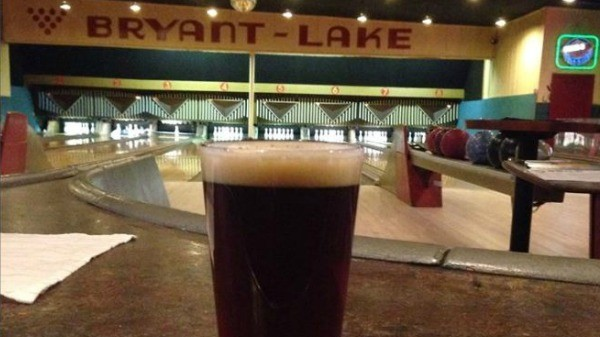 Day 81 of 365 Visit Bryant-Lake Bowl for Mondays' Cheap Date Nights #365TC