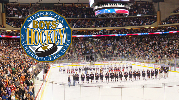 Day 61 of 365 Minnesota State Boys Hockey Tournament #365TC