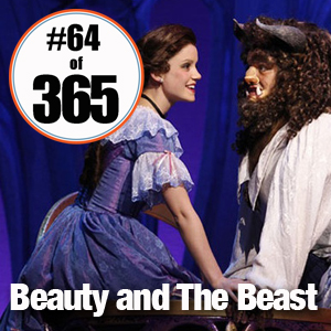 Day 64 of 365 Beauty and The Beast at The Orpheum #365TC