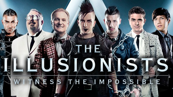 Day 74 of 365 The Illusionists #365TC