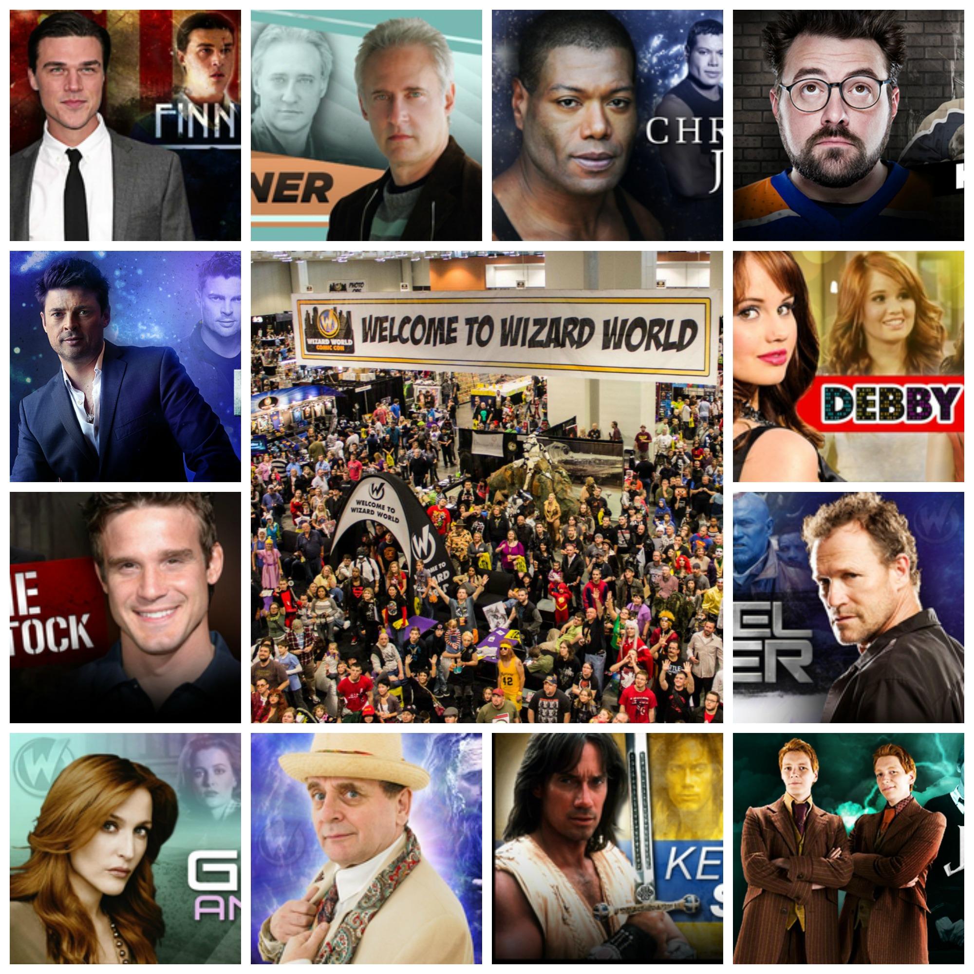 Day 108 of 365 Wizard World Comic CON #365TC
