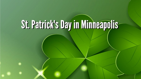 Day 68 of 365 St. Patricks Day in Minneapolis #365TC