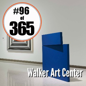 Day 96 of 365 Walker Art Museum #365TC