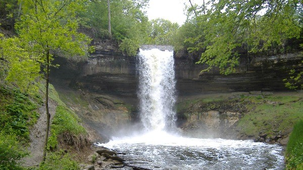 Day 111 of 365 Minnehaha Park #365TC