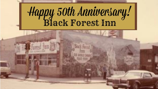 Black Forest Inn 50th Anniversary Party #365TC