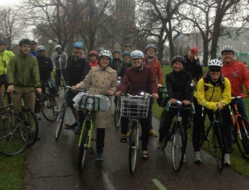 Minneapolis Bike to Work Day 2015