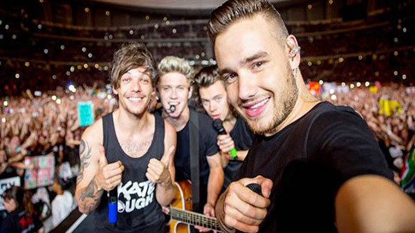 Day 202 of 365 - See One Direction at TCF Bank Stadium
