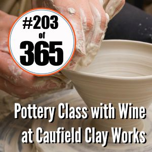 Day 203 of 365 Caulfield Clay Works #365TC