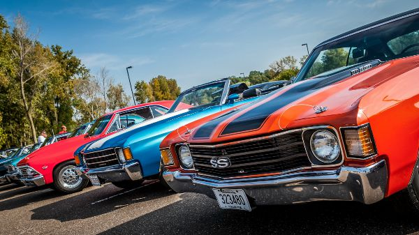 Cruise for Troops Revs Into Town on Saturday!
