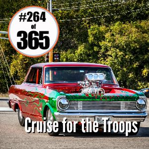 Day 264 of 365 Cruise for the Troops #365TC