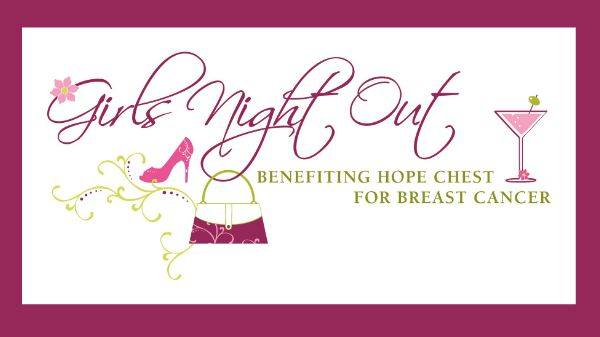 Enjoy a Girls Night Out and Help Women Fighting Breast Cancer