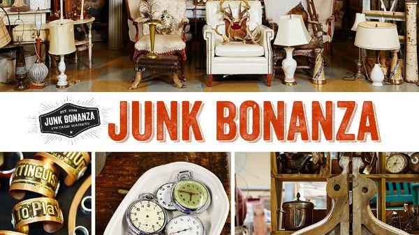 Junk Bonanza 2015