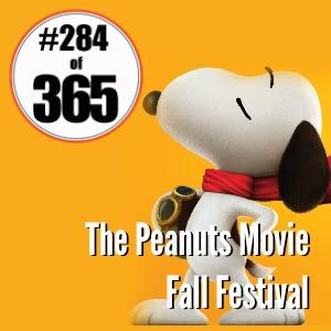 Day 284 of 365 The Peanuts Movie Fall Festival #365TC