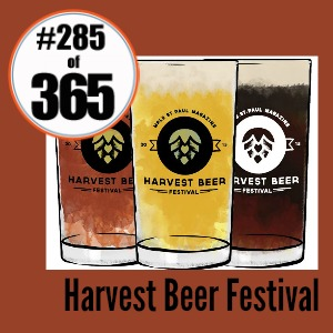 Day 285 of 365 Harvest Beer Festival #365TC