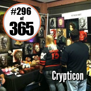 Day 296 of 365 Crypticon 13
