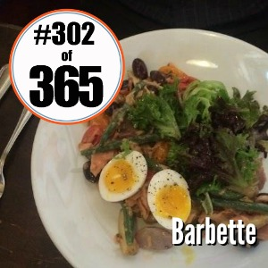 Day 302 of 365 Barbette 7