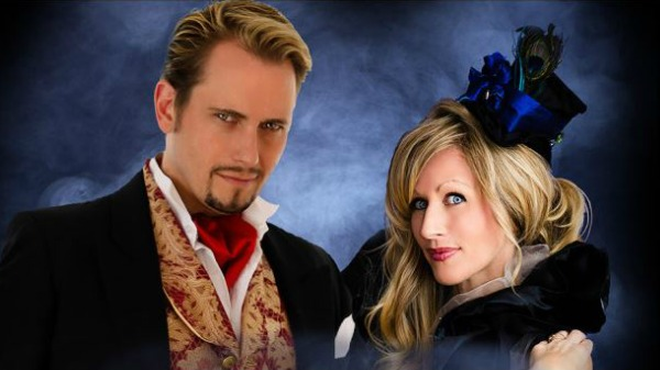 The Illusionist and the Medium return to the Haunted Masonic Temple in St. Paul