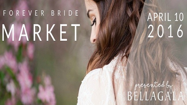 Forever Bride Market on April 10 at the Radisson Blu – MOA