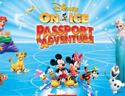 Disney On Ice Presents Passport To Adventure at the Xcel Energy Center