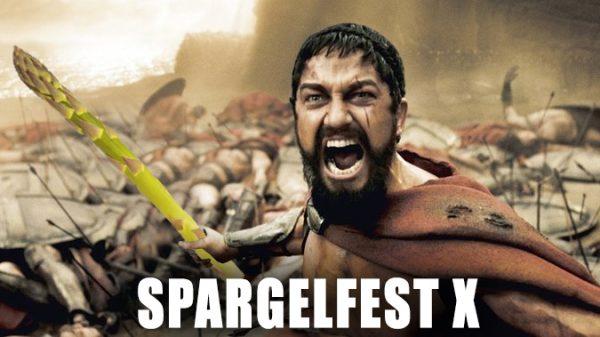 SPARGELFEST X