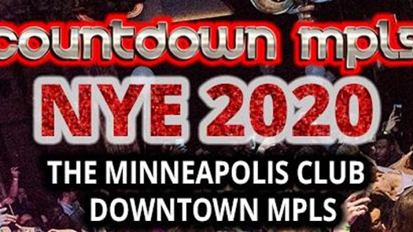 Countdown Minneapolis - 2020 New Years Eve Party