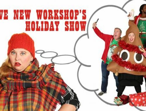 "Brave New Workshop Presents ""Getting Plowed: A Minnesota Christmas Survival Guide"""