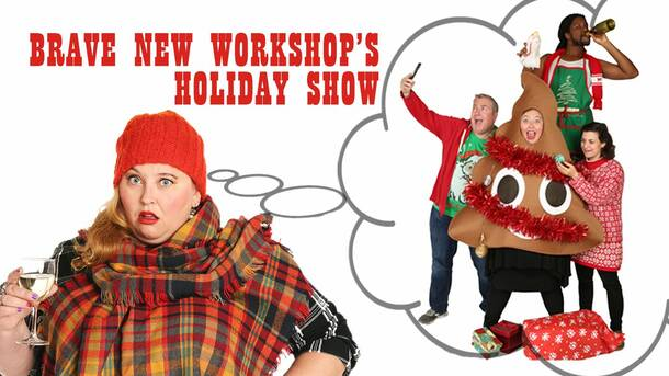 Brave New Workshop Holiday Show