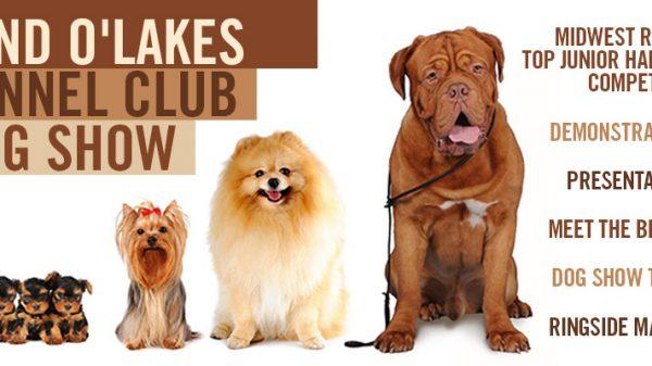 Land O'Lakes Kennel Club Dog Show
