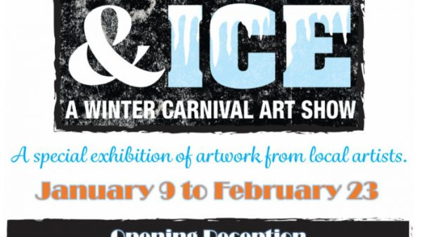 Fire and Ice Winter Carnival Art Show