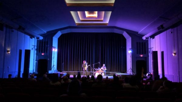 the parkway theater