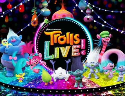 Trolls LIVE! at the Orpheum Theatre
