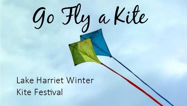Day 17 of 365 Lake Harriet Winter Kite Fest #365TC