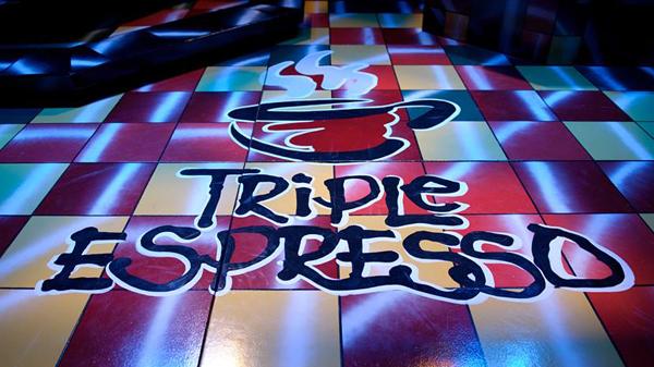 Day 28 of 365 Triple Espresso at the Music Box Theatre #365TC