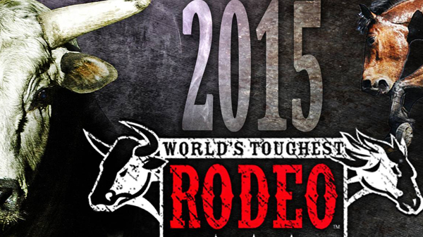 Day 26 of 365 Worlds Toughest Rodeo #365TC