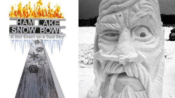 Day 35 of 365 Ham Lake Snow Bowl #365TC